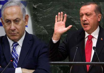 Cumhurbaşkanı Erdoğan'dan Netenyahu'ya çok sert sözler