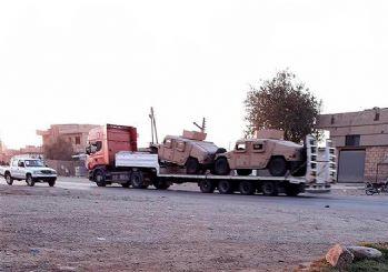 ABD'den PKK/PYD'ye yeni sevkiyat!