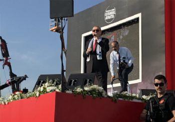Cumhurbaşkanı: Kudüs ilk kıblemizdir