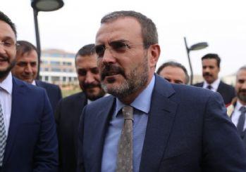 Ünal: Kamuoyu araştırmalarımıza göre, Erdoğan yüzde 54-56 bandında