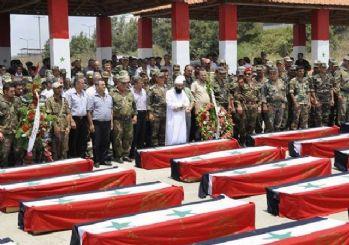 900 Esed askeri öldü