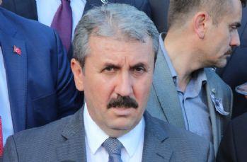 BBP lideri Destici Ankara'dan aday oldu