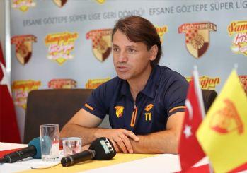 Göztepe Spor Kulübü: Tamer Tuna ile yollarımızı ayırdık
