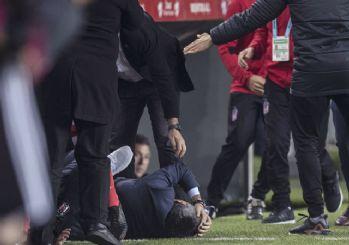 Fenerbahçe-Beşiktaş derbisinde yaralanan Şenol Güneş'in hastane raporu ortaya çıktı