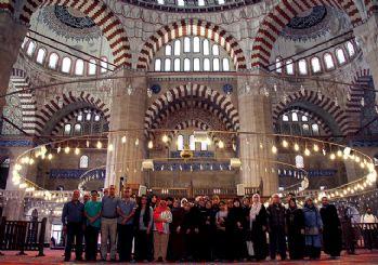 Kağıthaneliler serhat şehri Edirne'de