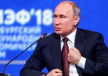 Putin: Sayın Erdoğan'a karşı baskı araçlarını kullanarak sonuç elde etmek çok zor