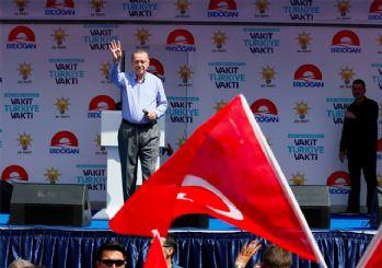 Cumhurbaşkanı Erdoğan Balıkesir mitinginde konuştu