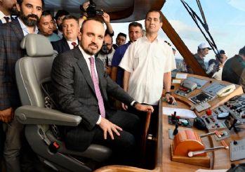 AK Partili Turan: Kriz denilince biz IMF'i biliriz, IMF var mı?