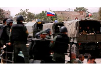 Deyrizor'da ABD-DEAŞ yakınlaşması