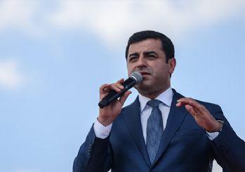 HDP'den 'Demirtaş, FOX'taki programa ankesörlü telefonla bağlansın' başvurusu