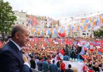 Erdoğan: Ben ekonomistim, kaynakları çeşitlendireceksin, bunun dersini dünyaya verdik