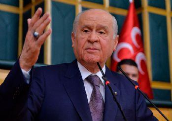 MHP lideri Bahçeli: İktidar adım atarsa af çıkmasında yarar var