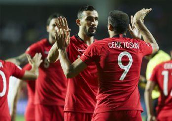Türkiye Tunus maçı CANLI ANLATIM