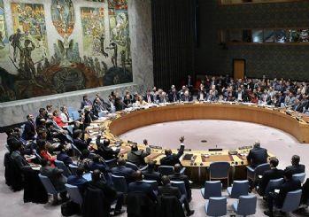 ABD'den Filistin tasarısına veto