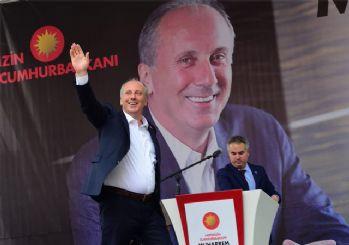 İnce, Nevşehir'de: Türk ordusunun düştüğü duruma bak