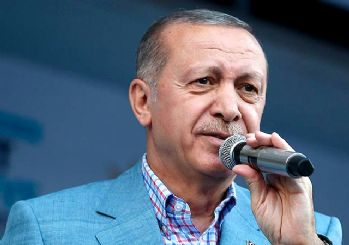 Erdoğan: Biz teröristlerin apoletlerini söktük