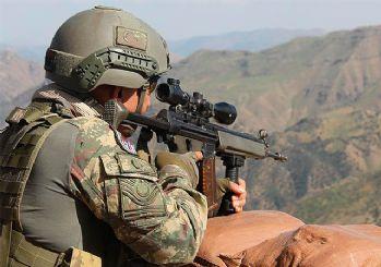 TSK: Hakkari'de 3 terörist etkisiz hale getirildi
