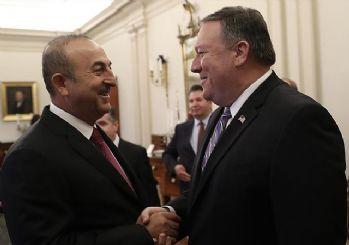 Türk Dışişleri: ABD ile Münbiç için yol haritası onaylandı