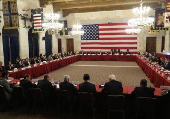 Çavuşoğlu: ABD ile ilişkilerde topu taca atma döneminin bitmesi lazım