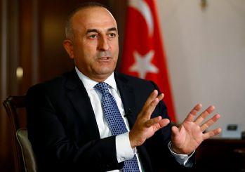 Dışişleri Bakanı Çavuşoğlu: YPG Münbiç'ten çekilecek, yerel halk bölgesine dönecek