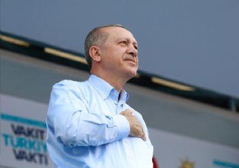 Cumhurbaşkanı Erdoğan: Son iki yılda terör örgütünün belini kırdık