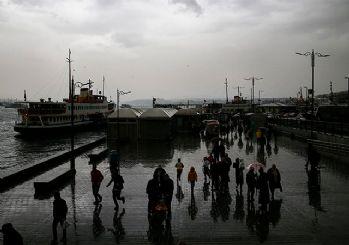Meteoroloji'den Marmara için sağanak uyarısı!