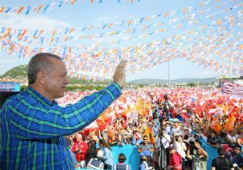 Cumhurbaşkanı Erdoğan: Avrupa'da da sandıkları patlatın