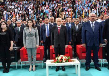 Bahçeli: AK Parti milletvekili adayları, kendinize dikkat edin, fitneye düşmeyin