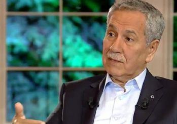 Arınç: Ergenekon'da tutuklama kararı verilince Erdoğan, 'Utanmıyorlar mı bunlar' dedi