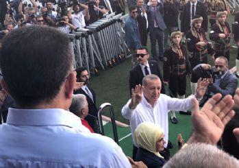 Erdoğan'dan Cumhur İttifakı mesajı: Fitnecilere izin vermeyin