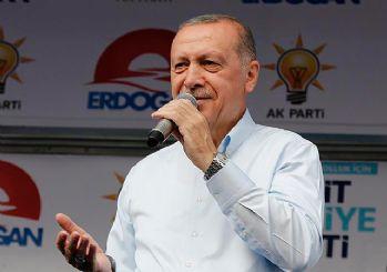 Cumhurbaşkanı Erdoğan: Kandil ve Sincar'a operasyonu başlattık