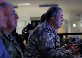 Hulusi Akar: Tüm terör örgütlerinin sonunu getirmekte kararlıyız