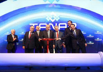 Cumhurbaşkanı Erdoğan: TANAP ile Türkiye transit bir ülke olmaktan çıktı