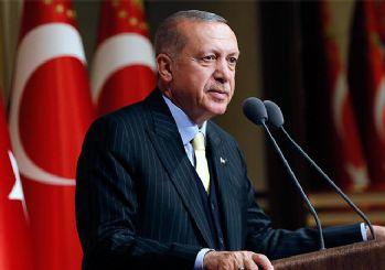 Cumhurbaşkanı Erdoğan: 16 yılda Türkiye'yi 3.5 kat büyüttük