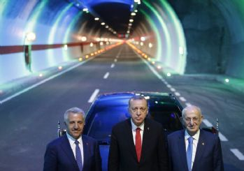 Erdoğan açılışı yaptı: Ovit geçidi stratejik öneme sahip