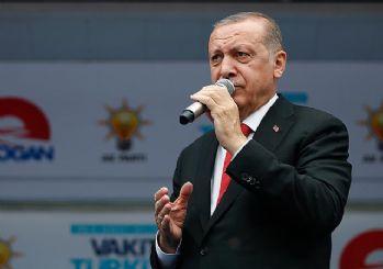 Cumhurbaşkanı Erdoğan Yalova mitinginde: Benim milletim kime oy vereceğini bilir