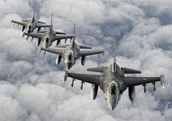 Kandil'e hava harekatı: 28 terörist etkisiz hale getirildi