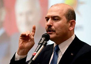 Süleyman Soylu: PKK'nın en büyük cephaneliği ele geçirildi