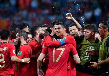 Portekiz - İspanya maç sonucu: 3-3