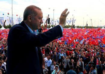 Erdoğan: Haddini bil, kör müsün?