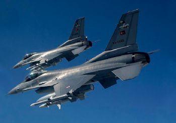 Irak'ın kuzeyine hava harekatı: 26 terörist etkisiz hale getirildi