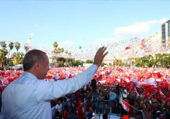 Erdoğan, Adana'da konuştu: Kandil'e de gireceğiz, Sincar'a da...