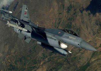 Irak'ın kuzeyine hava harekatı: 10 terörist etkisiz hale getirildi