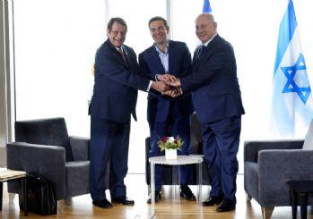 3 ülke askeri işbirliği için toplanıyor