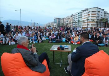 Yıldırım: Türkiye'nin etrafında bir oyun planlanıyor, o da Erdoğan'ı iktidardan indirmek