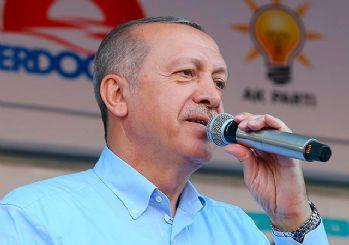 Cumhurbaşkanı Erdoğan: İcraat mı istiyorsunuz, laf mı?