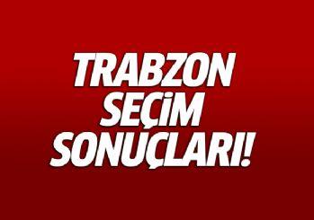 Trabzon seçim sonuçları milletvekili genel seçim sonuçları 24 haziran 2018