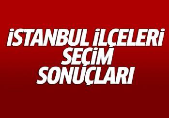 SEÇİM 2018: İstanbul ilçeleri seçim sonuçları