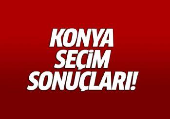 Konya seçim sonuçları milletvekili genel seçim sonuçları 24 haziran 2018