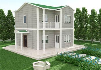 Fark yaratan özellikleri ile yeni yaşam alanları: Prefabrik evler
